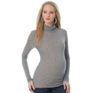 AG Jeans A Pea In The Pod Soft Turtleneck-Small